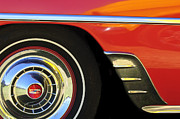 Jill Reger - 1954 Chevrolet Convertible Wheel