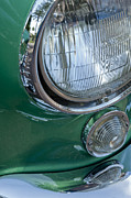 Jill Reger - 1957 Chevrolet Corvette Head Light