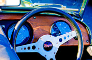 Jill Reger - Morgan Steering Wheel