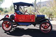 Jill Reger - 1911 Ford Model T Torpedo