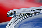 Jill Reger - 1950 Pontiac Chief Hood Ornament