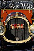 Jill Reger - 1910 Pope Hartford Model T Grill