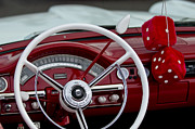Jill Reger - 1958 Ford Fairlane Steering Wheel