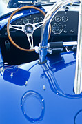 Jill Reger - 1965 Cobra SC Steering Wheel