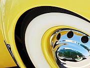 Jill Reger - Car Reflections Cadillac in a Cord