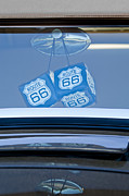 Jill Reger - Rear View Mirror Dice